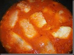 Тушеная рыба в томатном соусе: Тушим рыбу до готовности
