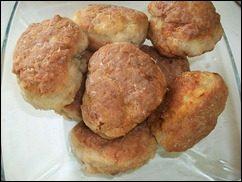 Котлеты из мясного фарша рецепт: фото к шагу 10.