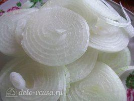Картофельная запеканка с курицей и сыром (по-французски): фото к шагу 4