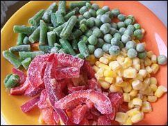 Картошка тушеная с индейкой и овощами: фото к шагу 7.