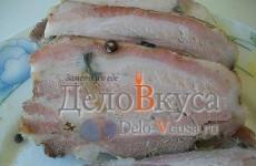 Свиная грудинка запеченная в духовке