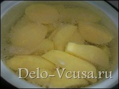 Картофельная начинка для вареников и пирожков: фото к шагу 4