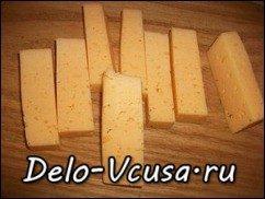 Сыр в кляре: фото к шагу 3.
