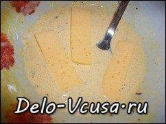 Сыр в кляре: фото к шагу 4.