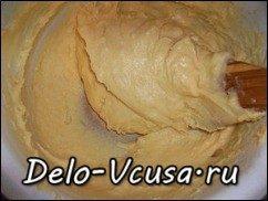 Заварное тесто для эклеров и профитроли: фото к шагу 6.