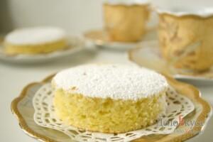 Апельсиновый пирог. Пирог с апельсинами и ванилью: фото к шагу 12.