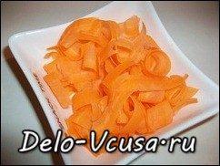 Говядина запеченная в духовке с томатным соусом: фото к шагу 9.