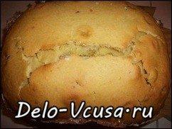 Кекс в хлебопечке: лимонный с цукатами и изюмом: фото к шагу 11