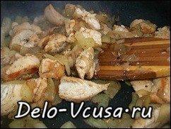 Куриное филе с морковкой – кулинарный рецепт
