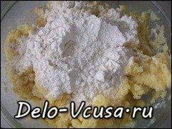 Зразы картофельные с мясом (картопляники): фото к шагу 6