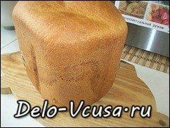 Ультрабыстрый хлеб в хлебопечке (белый): фото к шагу 7