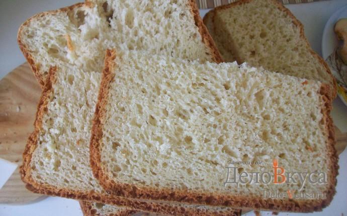 Ультрабыстрый хлеб в хлебопечке (белый)