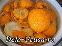 Апельсиновые цукаты рецепт: фото к шагу 2