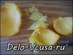 Апельсиновые цукаты рецепт: фото к шагу 3
