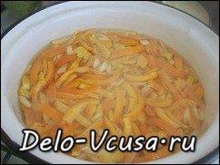 Апельсиновые цукаты рецепт: фото к шагу 7