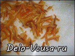 Апельсиновые цукаты рецепт: фото к шагу 12