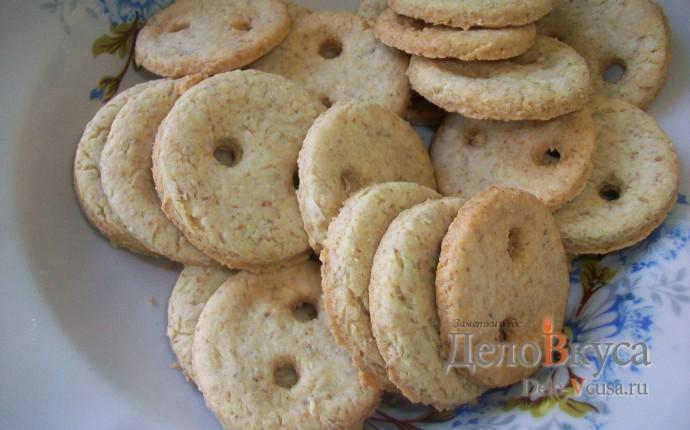 Печенья из овсяных хлопьев. Овсяное печенье к чаю