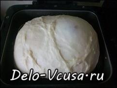 """Если у Вашей хлебопечки есть функция """"Домашний пекарь"""", эта программа позволяет выставлять этапы выпечки и замеса вручную"""