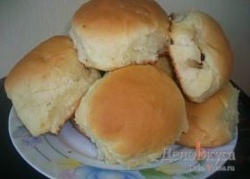 Рецепт пирожки с яблоками в духовке