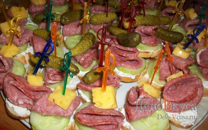 Праздничный стол рецепты с пошаговым приготовлением