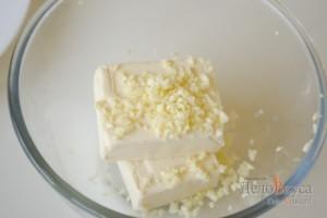 Бутерброды с еврейской закуской (Еврейский салат): фото к шагу 3