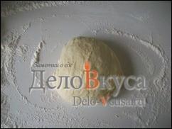 Готовим сладкое дрожжевое тесто