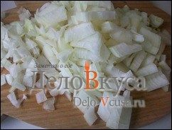 Жареные грибы со сметаной (грибная начинка для налистников, пирожков и вареников): фото к шагу 5.