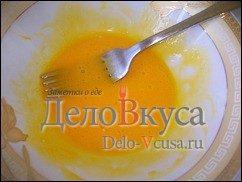 Багет в хлебопечке с сыром: фото к шагу 4.