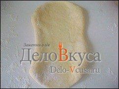 Багет в хлебопечке с сыром: фото к шагу 10.