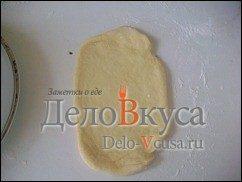 Багет в хлебопечке с сыром: фото к шагу 12.