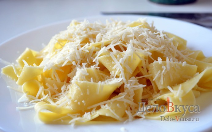 Белая паста (Pasta in bianco) или Как варить итальянские макароны