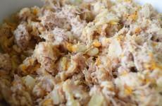 Начинка для пирожков из вареного мяса и картошки