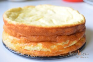 Львовский сырник: Остудить сырник