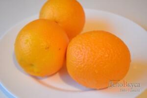 Цедра: апельсиновая и лимонная. Засахаренная и засушенная цедра цитрусовых: фото к шагу 1