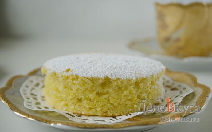 Апельсиновый пирог. Пирог с апельсинами и ванилью