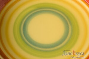 Торт медовик: Желатин смешать с лимонным соком