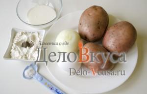 Драники из картошки: Ингредиенты