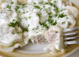 Рецепт домашних пельменей с мясом
