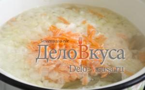 Простая уха из филе пангасиуса: Добавить морковку