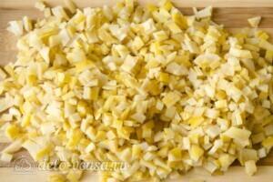 Цукаты из лимонных корок: фото к шагу 5.