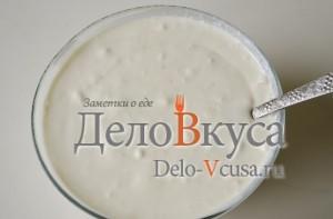 Говядина с картошкой в горшочке: Перемешиваем соус