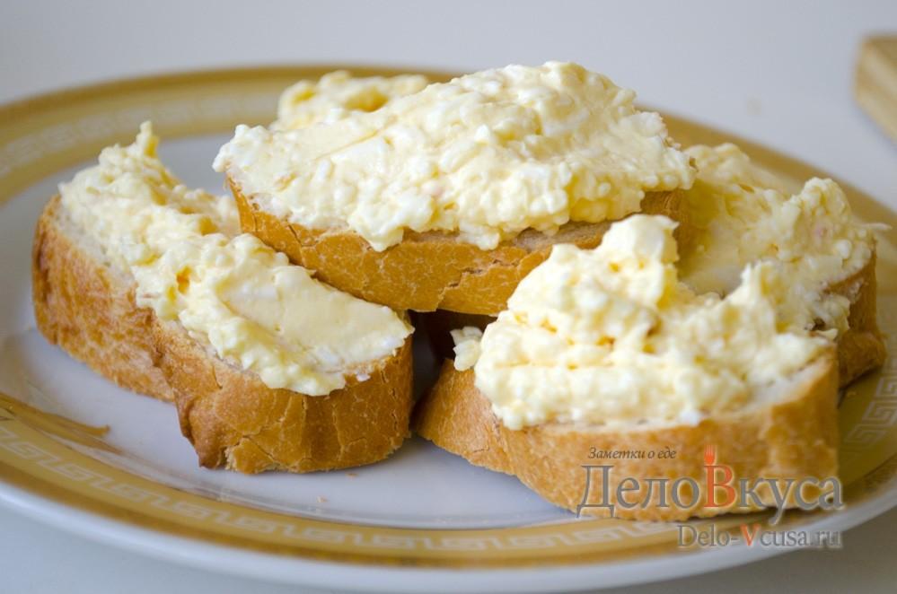 Сыр плавленный с чесноком и майонезом рецепт