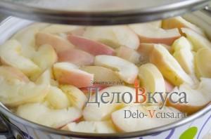 Компот из яблок и алычи: Сварить компот