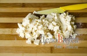Куриный суп с плавленым сыром: Порезать сырки