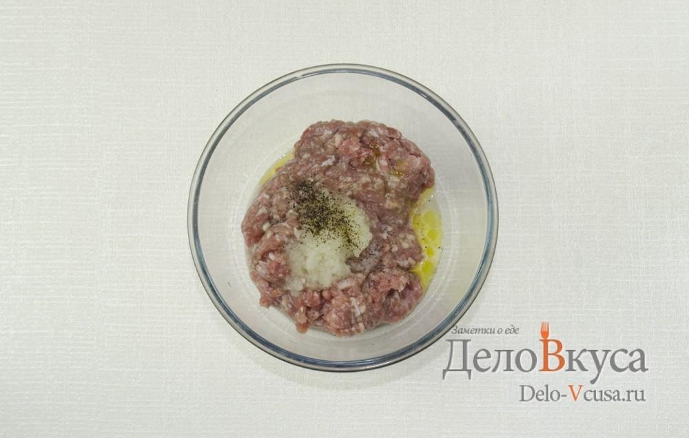 суп с телячьими фрикадельками рецепт