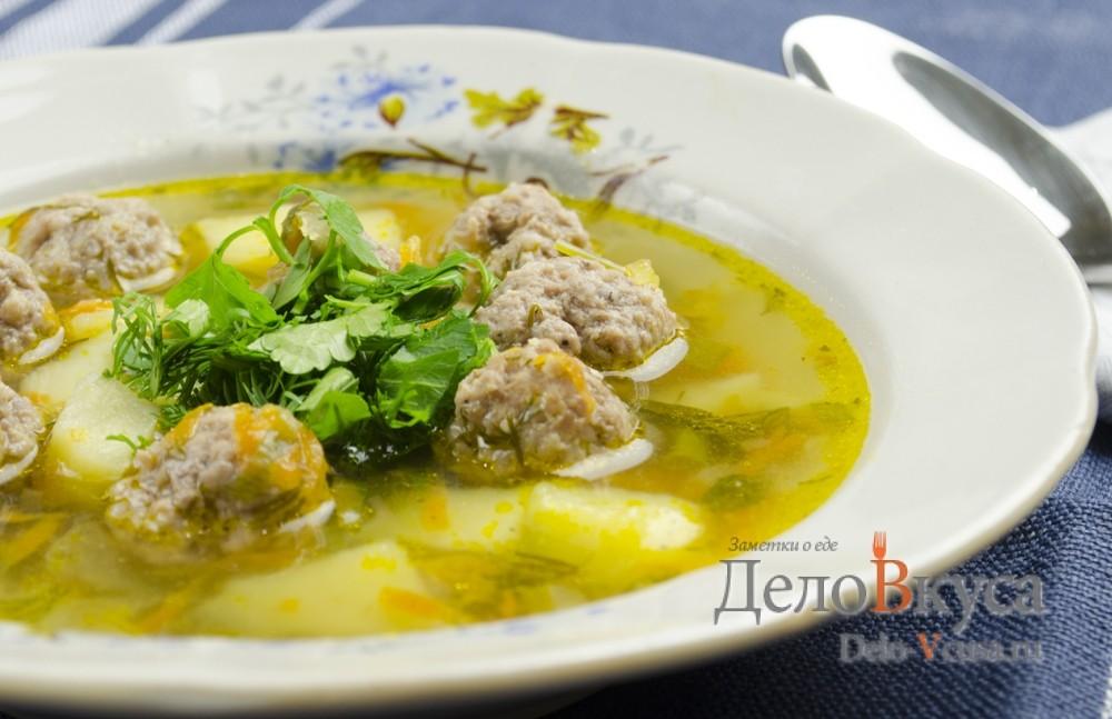 рецепт фрикалелек из фарша для супа