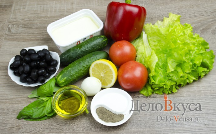 Рецепт салата из курицы 2
