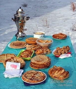 Традиции на Масляницу