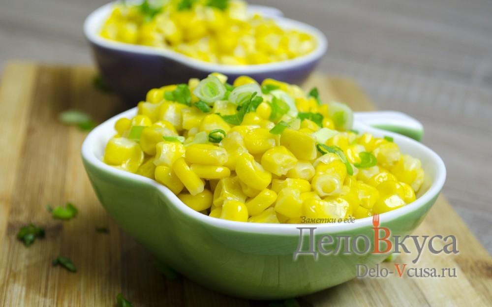 суп из замороженной кукурузы рецепт