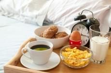 Завтрак для любимой